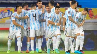 صورة الأرجنتين تنتظر وصول ميسي قبل مواجهة باراجواي