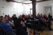 Das Publikum im Literaturhaus Sulzbach-Rosenberg
