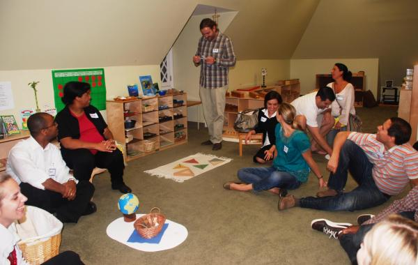 Montessori Parent Education