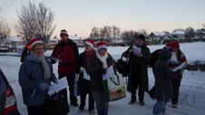 Santa Visit 2012