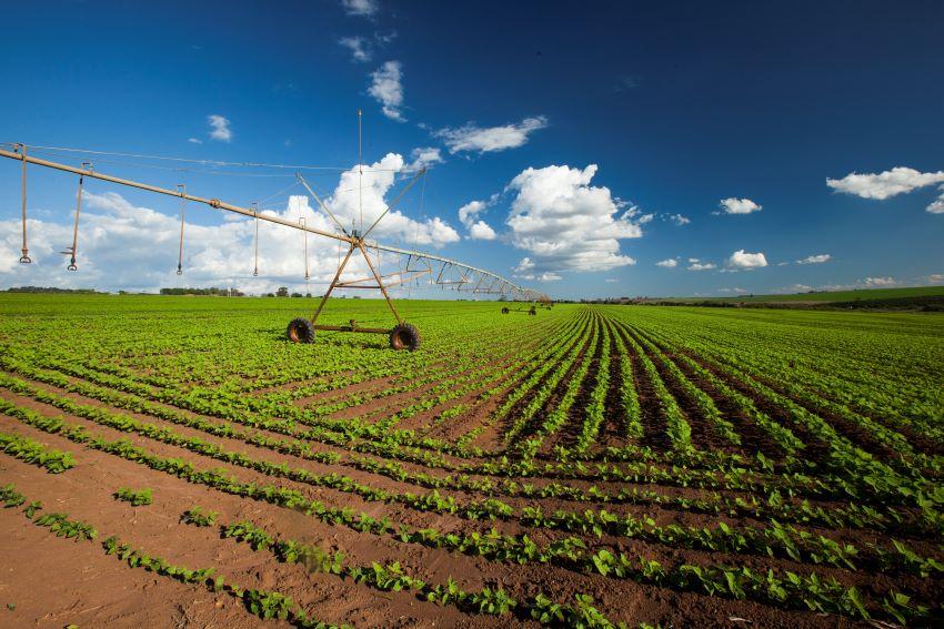 Diseño de riego agrícola