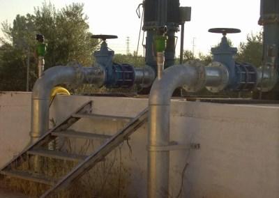 Modernización y mejora de las instalaciones de riego de la CCRR Vega de Santa María en el t. m. de Linares (Jaén).