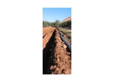 Modernización y mejora de las instalaciones de riego de la CCRR de Mirelrío en el t.m. de Vilches (Jaén).