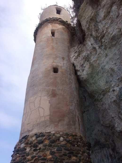 The pirate tower