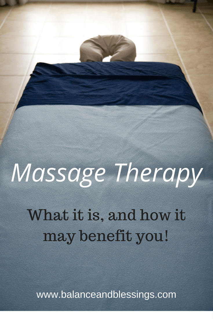 Massage Therapy – What It Is, And How It May Benefit You!
