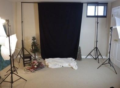 christmas photo shoot tammys studio