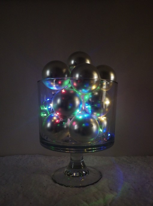 Trifle Bowl Lights