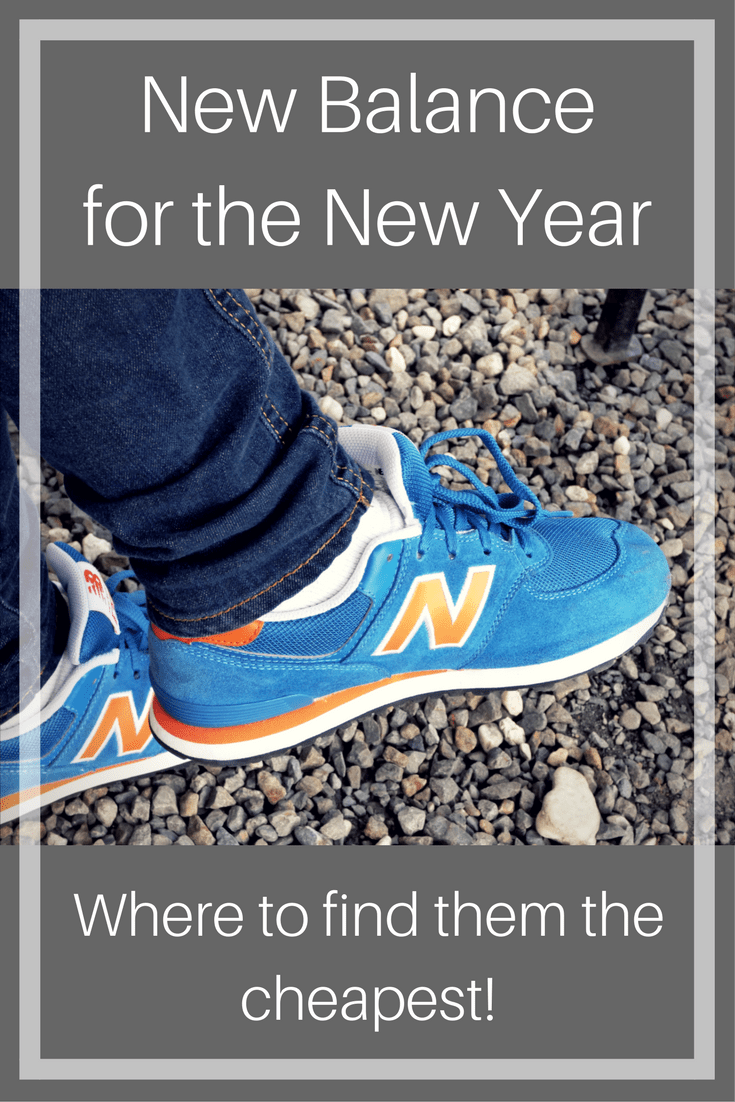 New balance for the new year