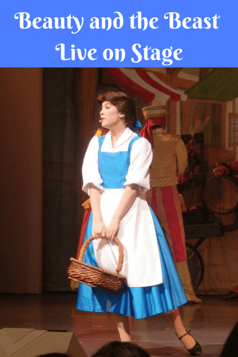 disney live stage shows Beauty and the Beast