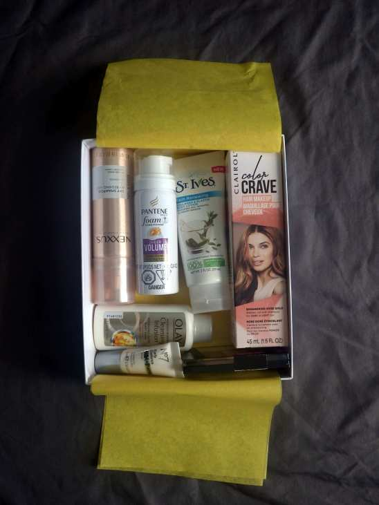 Target Beauty Box open only