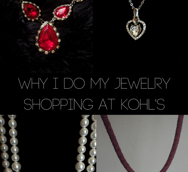 Jewelry Shopping at Kohl's
