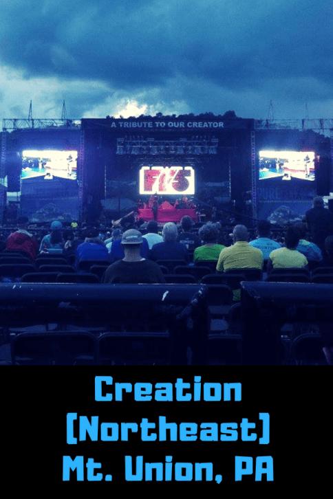 Christian Music Festivals Creation