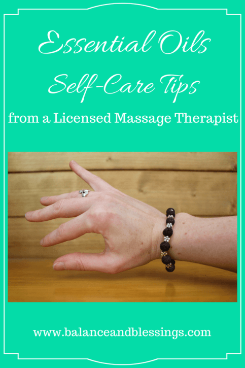 Self-Care Tips essential oils