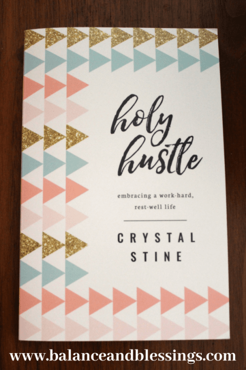 holy hustle book only