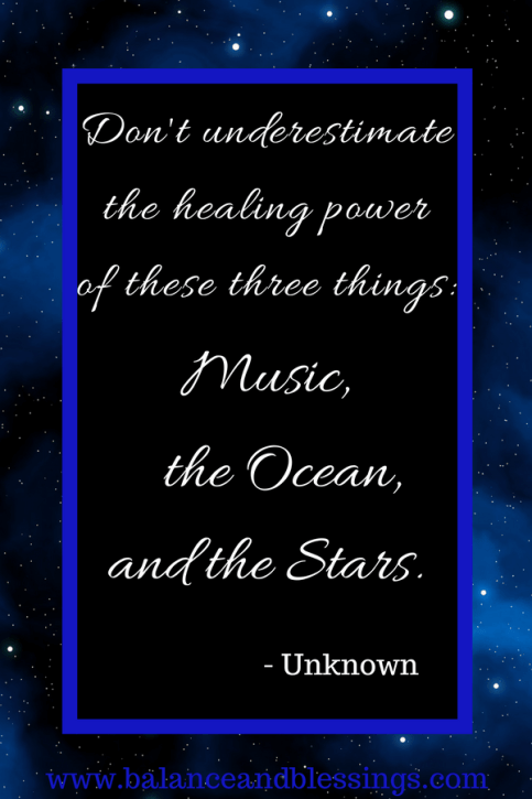 music ocean stars quote seascape photography