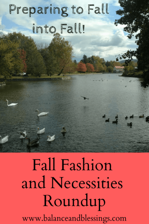 Fall fashion and necessities roundup