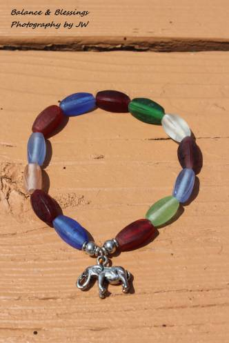 Elephant Stretchy Bracelet for sale