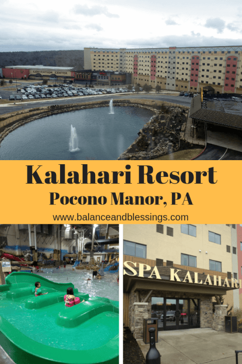 Kalahari Resort in the poconos - perfect resorts