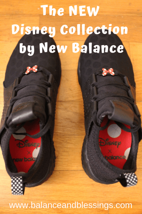 disney collection by new balance minnie shoes
