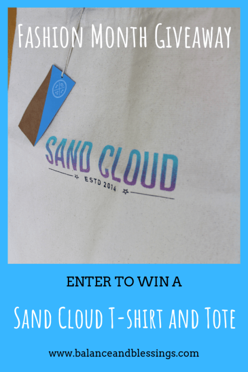 fashion month giveaway sand cloud tote