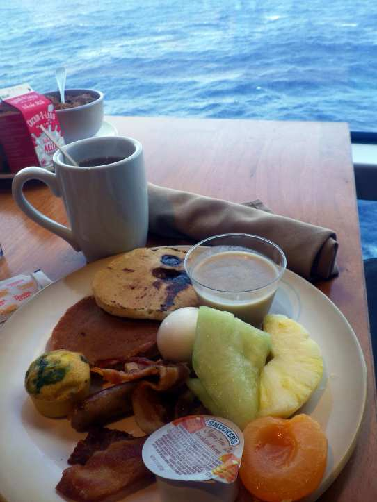 cruise food options