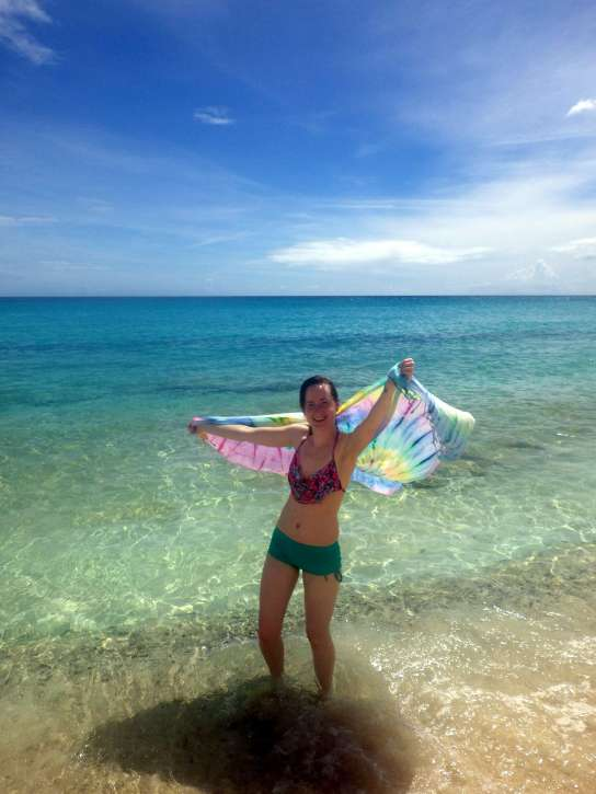 Sand Cloud Towel in St. Martin