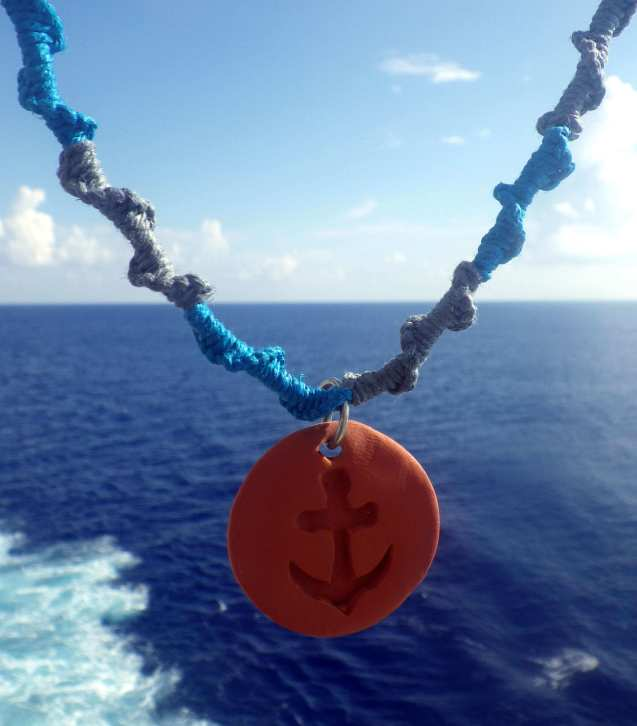 Nautical Hemp Necklace