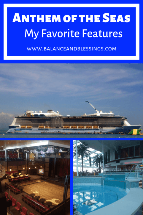 Anthem of the Seas tips and advice