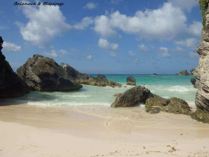 Bermuda beach print for etsy shop