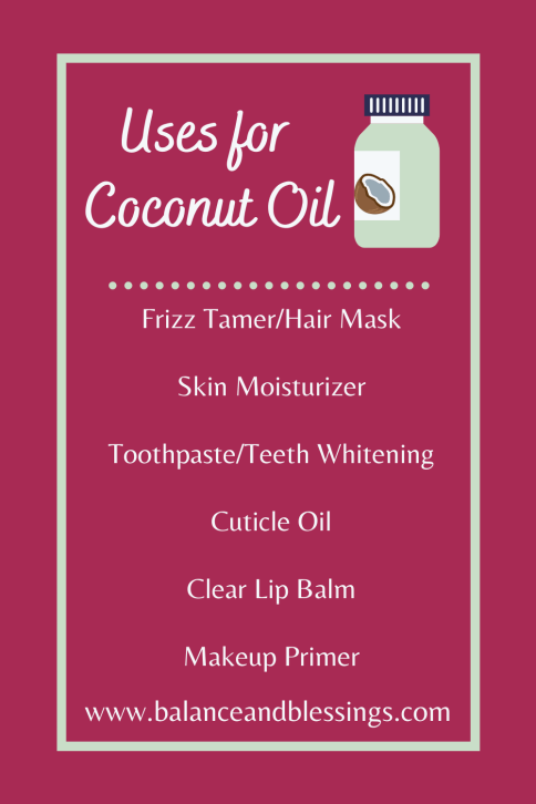 Uses for coconut oil favorite beauty and wellness secrets