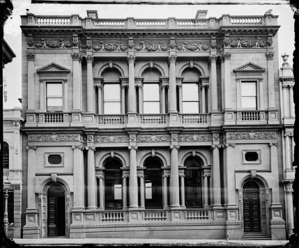 Bank of New South Wales, Melbourne