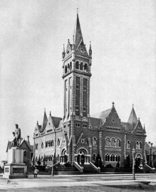 Independent Church, Collins St