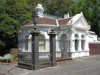 Gatehouse to Stonnington Mansion