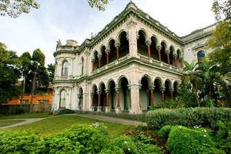 Melbourne's 'Labassa' Mansion owned by the National Trust