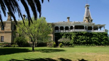 Rupertswood mansion and gardens