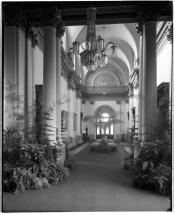 Government House State Gallery Looking towards Entry 1935 by Lyle Fowler from SLV Out of copyright