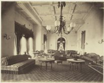 State Drawing Room Government House by Charles Nettleton 1826-1902 1878 from NLA 2