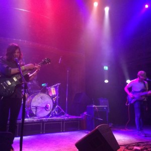 Talk of Shamans at Great American Music Hall, photo Heather Matheson
