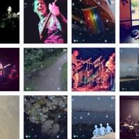 Marketing Advice via Adrian West's Album Release on Instagram
