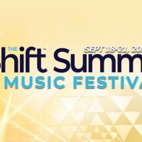 The Shift Summit and Music Festival on September 18th - 21st, 2020