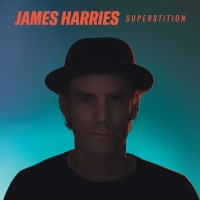 """James Harries' Newest Album """"Superstition"""" Reviewed by Shelley Thomas"""
