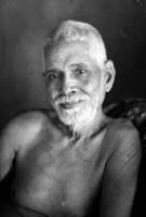 Ramana Maharshi Headshot