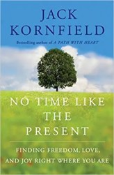 An image shows the cover of No Time Like The Present which made Balanced Achievement's list of the top 10 spirituality books of 2017.