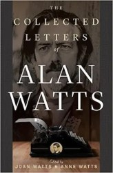 An image shows the cover of The Collected Letters Of Alan Watts which made Balanced Achievement's list of the top 10 spirituality books of 2017.