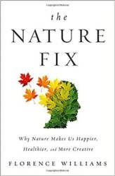 An image shows the cover of The Nature Fix which made Balanced Achievement's list of the top 10 spirituality books of 2017.