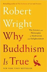 An image shows the cover of Why Buddhism Is True which made Balanced Achievement's list of the top 10 spirituality books of 2017.