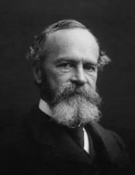 An image shows the iconic psychologist William James who made Balanced Achievement's list of history's most influential psychologists.