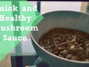 mushroom-sauce-recipe