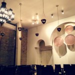 Roasted Beets, and Kobucha Squash Fritters at Taxim: Wicker Park