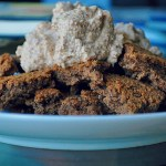 Vegan Pumpkin Crumble Recipe with Dairy Free Ice cream